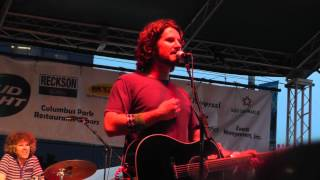 Matt Nathanson Aug. 1, 2013: 11 - Banter: Laid & Crowd Slams - Columbus Park, Stamford, CT