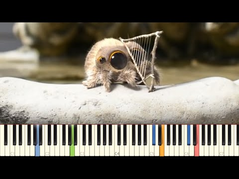 download Lucas The Spider - Encore - IMPOSSIBLE REMIX - Piano Cover
