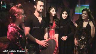 Birthday Celebrations of Atif Aslam in Dubai - 10th March, 2011 || www.aadeez.com