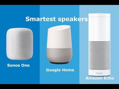 Best Smart Speakers- Top Smart Home Products