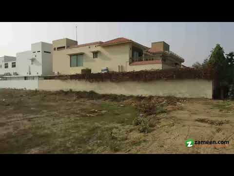 1 KANAL PAIR PLOT FOR SALE IN DHA PHASE 6 - BLOCK J LAHORE