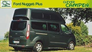 Ford Nugget Plus (2018): Der bessere California? Die Test-Camper | Clever Campen