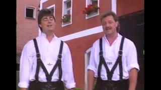 Original Naabtal Duo - Ein Herz kann man net teilen