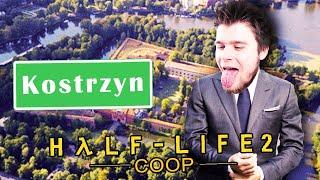 KOSTRZYN NAD ODRĄ! | Half-Life 2: Coop [#8] /Synergy Mod (W: Dobrodziej)