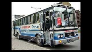 eski otobüsler(nostalji otobüsler)
