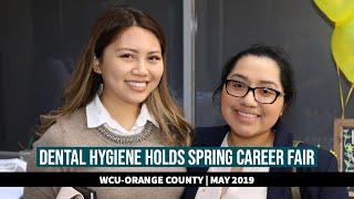 WCU-OC Hosts Spring Career Fair for Dental Hygiene Students