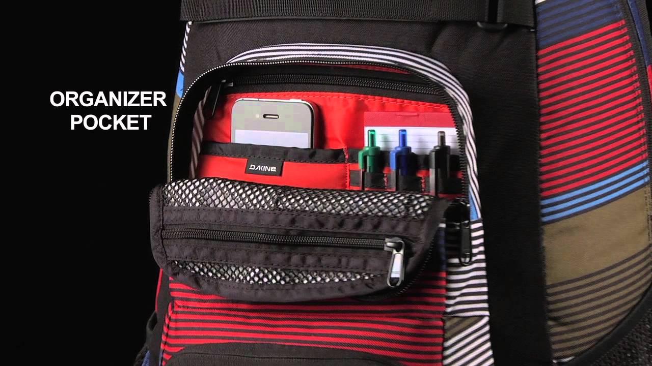 Dakine Campus 33L Laptop Backpack - BagKing.com - YouTube