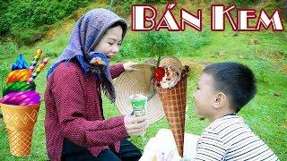 Cậu Bé Bán Kem và Bà Lão Lãng Tai ❤ BonBon TV ❤ Trò Chơi Bán Kem