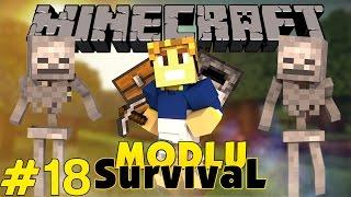 Minecraft Modlu Survival - Kule Gezisi - Bölüm 18