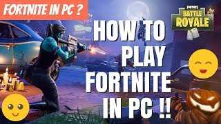 How to download Fortnite on PC for free| Fortnite Intel HD 4000