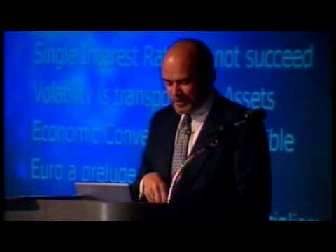 """The Problem With The Euro"" - 1999 Vancouver Conference"