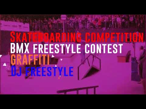 """Campaign Video: Juice Deluxe Skateboarding and BMX Competition -  """"Gidi Throw Down 2019"""""""