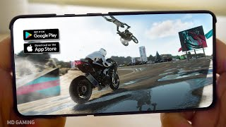 TOP 5 Best Bike Racing Games for Android&IOS 2020  【MD Gaming】