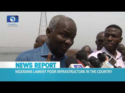 Dateline Abuja: Focus On The Deplorable State Of Infrastructure In Nigeria Pt 1