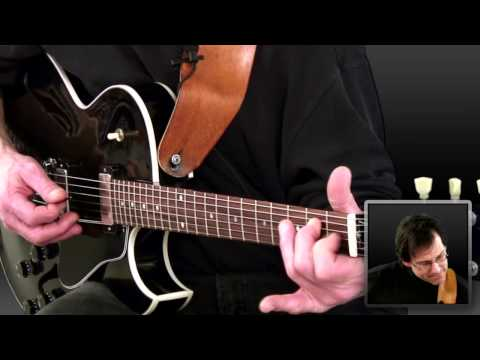 Blues Guitar Lesson – Lightnin' Hopkins Licks