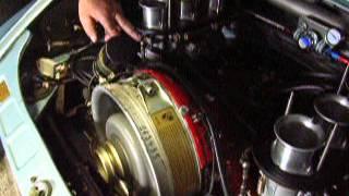 Demarrage moteur Porsche 911 jom
