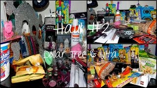 Haul #2 (Dollar Tree, Birchbox, CCO, Ulta) | Lori L.