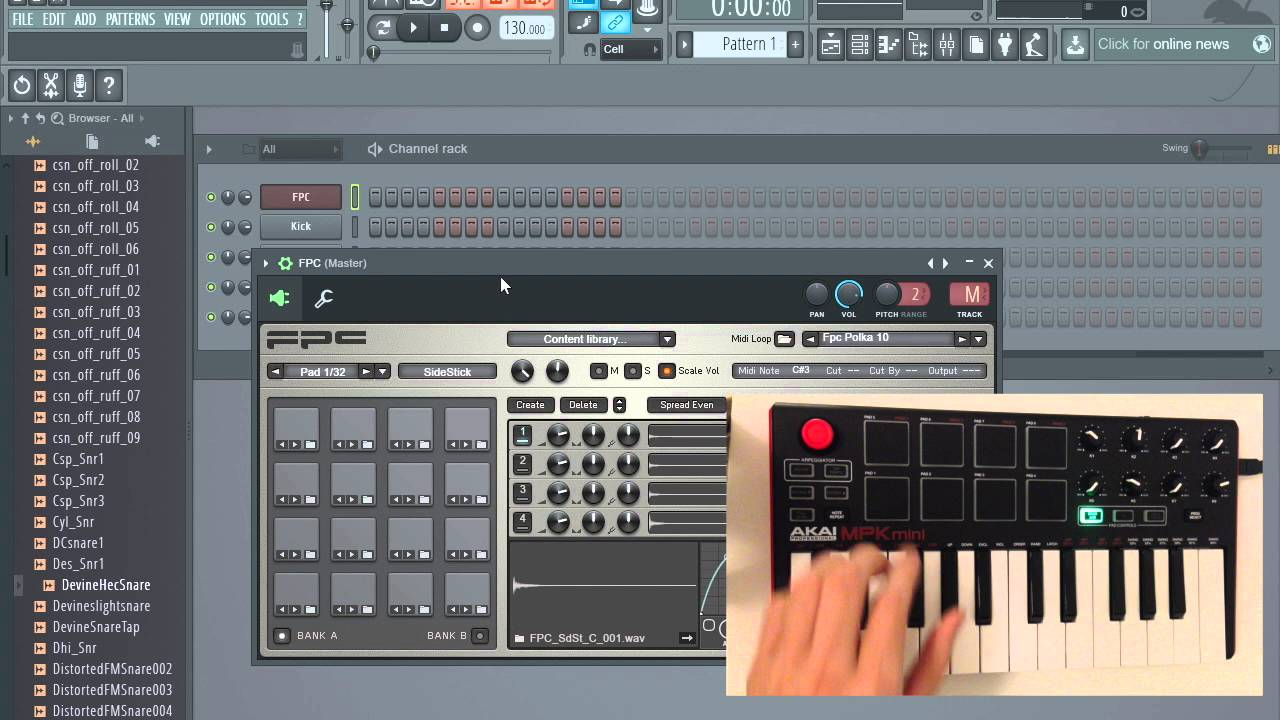 akai mpk mini software download free