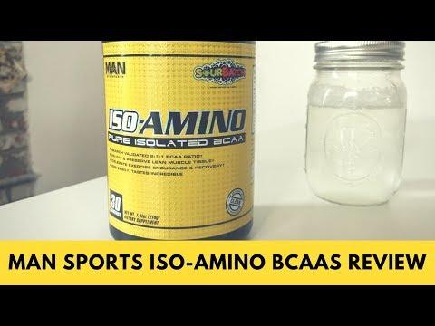 iso amino pure isolated bcaa