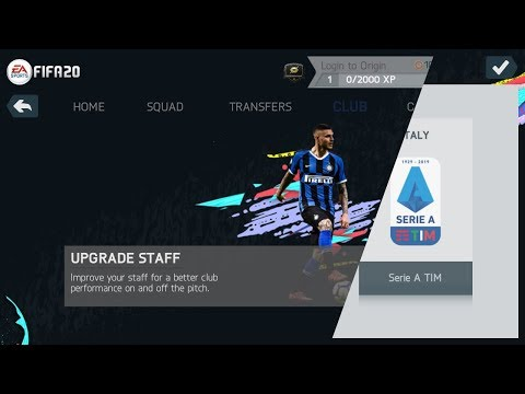 FIFA 20 V.1.0.3.4 Finished (MODFIFA14) REVIEW FORANDROID - 동영상