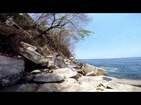 Hike From Boca de Tomatlan to Las Animas Beach , Jalisco, Mexico May 2017