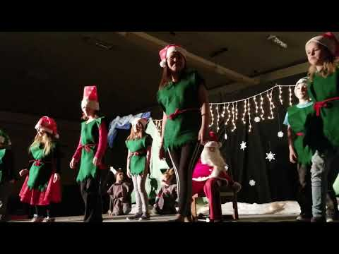 Kenny Lake School Christmas Program 2018 Grades 3-5