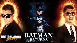 Batman Returns (1992) Review   Action Movie Anatomy