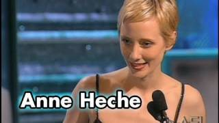 Anne Heche Salutes Harrison Ford at the AFI Life Achievement Award