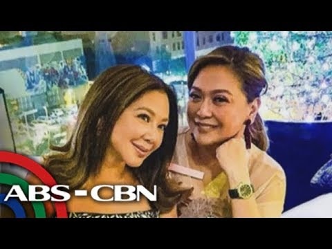 UKG: Korina Sanchez-Roxas at Karen Davila sa isang larawan ikinatuwa ng netizens,