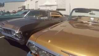 STYLISTICS SOUTH LA @ OUR STYLE CAR SHOW