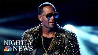 R. Kelly Bond Set At $1 Million As Singer Appears In Court On Sexual Abuse Charges | Nightly News