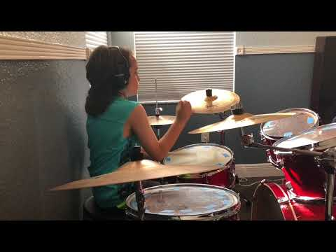 Uptown Funk - Mark Ronson ft. Bruno Mars - Drum Cover by Jacob Velazquez