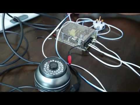HD SDI CCTV System - Part 2: Switching Power Supply