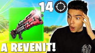 TACTICAL SHOTGUN a revenit in FORTNITE
