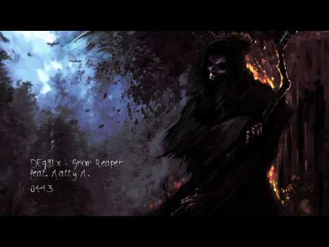 DEgITx - Grim Reaper (feat. Matty M.) [Melodic Death Metal]