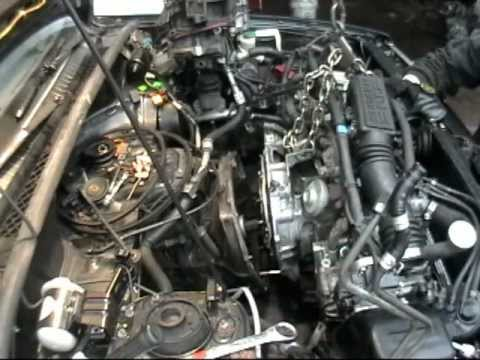 subaru engine install part one engine mounts and bellhousing youtube rh youtube com Subaru EA81 Engine Specs Subaru EA82 Engine