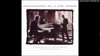 The Style Council - Story of someone