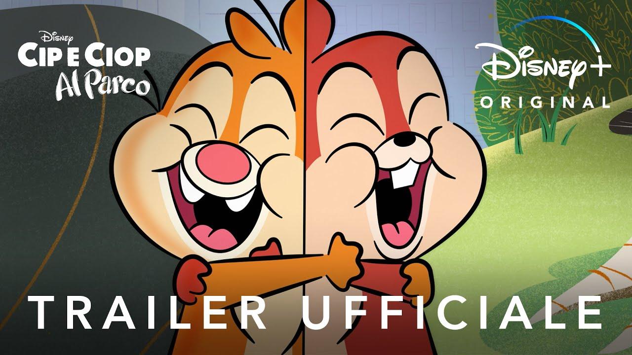 Disney+ | Cip e Ciop: Al Parco - In Streaming dal 28 Luglio