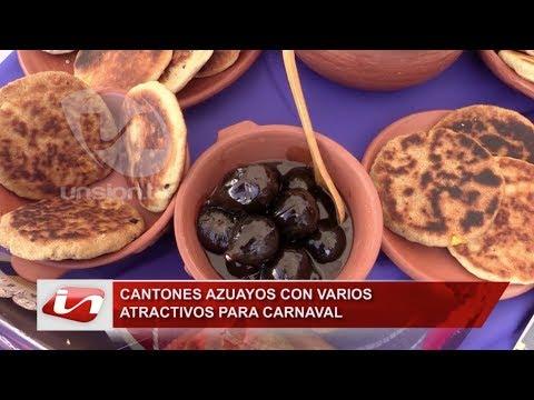 Cantones Azuayos Con Varios Atractivos Para Carnaval