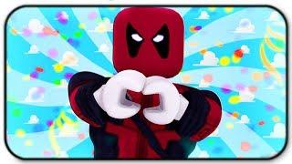 Werden Deadpool, so viele Superhelden - Roblox Super Hero Simulator