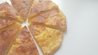 Домашний ПИРОГ с картофелем и сыром☘очень ПРОСТОЙ рецепт☘ Easy cheese potato pie recipe