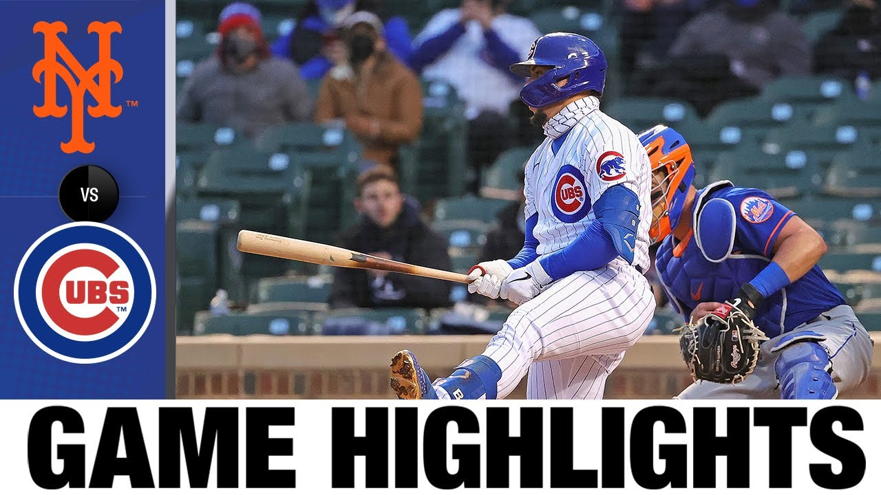 Download Mets vs. Cubs Game Highlights (4/20/21)   MLB Highlight