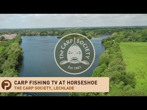Carp Fishing TV At Horseshoe Lake, Lechlade - The Carp Society