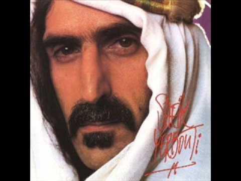 "Frank Zappa ""Sheik Yerbouti"" - Full Album"