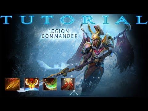 Tutorial de Dota 2: Legion Commander