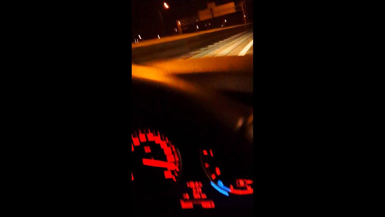 bmw 5.20 hız denemesi 240 km uçuyor - youtube