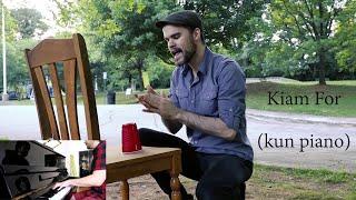 Kiam For (kun piano-akompano)