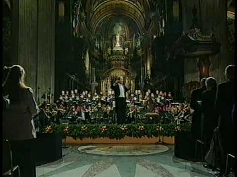 St Paul's Cathedral Choir 1997 Christmas Concert:  Hark the Herald Angels Sing