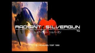 SAT Radiant Silvergun