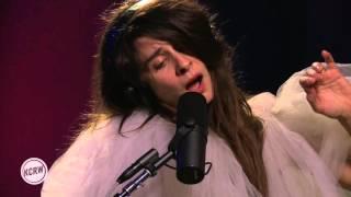 """Brazilian Girls performing """"Bala Bala"""" Live on KCRW"""